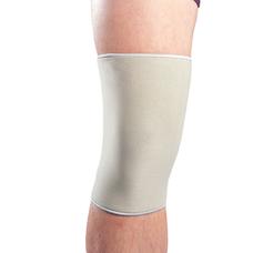 Бандаж Ortop NS-701 на колінний суглоб неопреновий р.M, бежевий