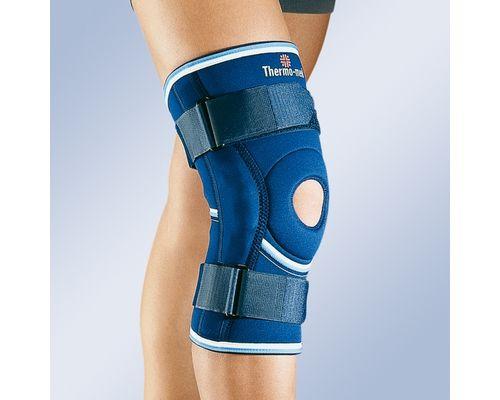 Фіксатор колінного суглобу Orliman 4104 р.4 синій