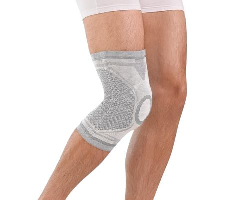 Бандаж на колінний суглоб Алком 3023 Комфорт р.4