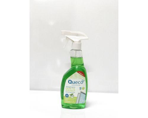 Засіб для миття скла та дзеркал Queco 500мл