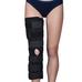 Бандаж (тутор) на колінний суглоб Алком 3013 р.3 чорний