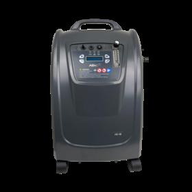 Концентратор кисню з подвійним потоком AERTI АЕ-10 (10л/хв.) з можливістю підключення ДВОХ пацієнтів