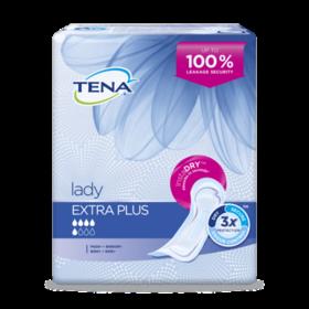 Прокладки урологічні TENA Lady Extra Plus InstaDry №8